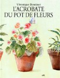 L'Acrobate du pot de fleurs le collembole Veronique Boutinot