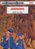 Arabesque dessins, Willy Lambil scénario, Raoul Cauvin...