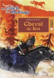 Cheval de feu Sharon Siamon illustrations deStéphanie Hans