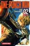 One-Punch Man 02 Yusuke Murata, ONE trad. Frédéric Malet