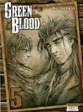 Green blood Tome 5 Masasumi Kakizaki