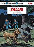 Sallie dessins, Willy Lambil scénario, Raoul Cauvin couleurs, Leonardo