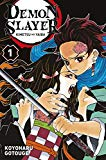 Demon slayer Kimetsu no yaiba 01 scénario et dessin Koyoharu Gotouge traduction Arnaud Takahashi